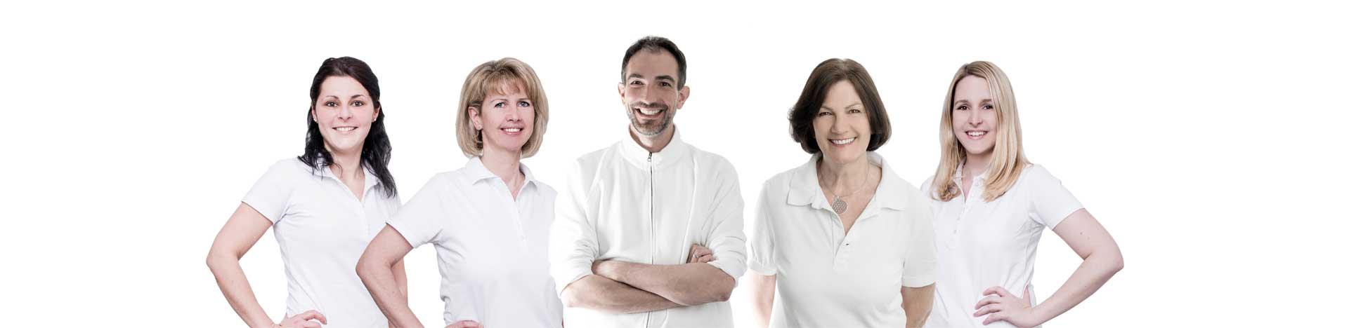 Team Zahnarztpraxis Dorner Pentling